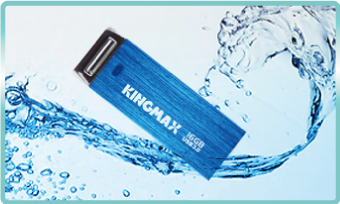 KINGMAX UI-06 is waterproof and dustproof