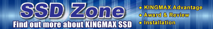 KINGMAX SSD Zone